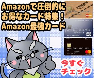 Amazon最強カード
