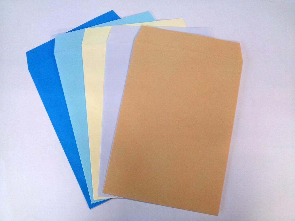角2 a4 封筒 切手