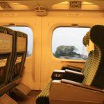 驚くほど快適!新幹線のグリーン車に安く乗る方法を解説!
