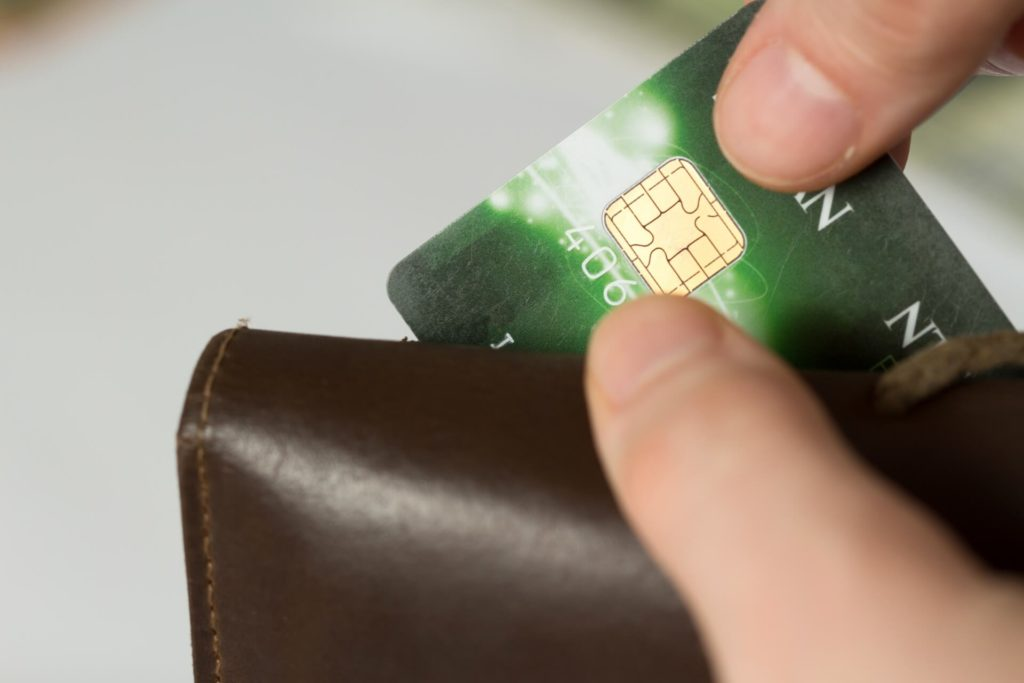 サイゼリア クレジットカード