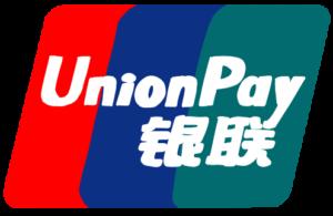 銀聯のロゴ