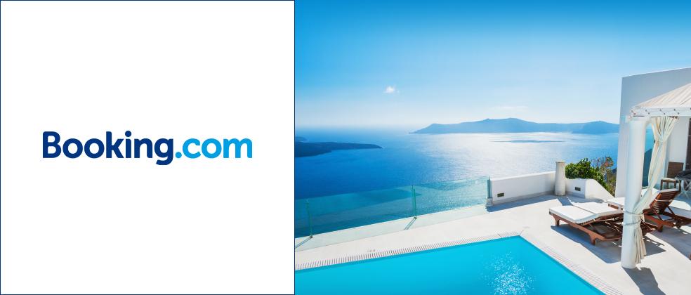 Booking.comでホテルを予約すると10%オフ!